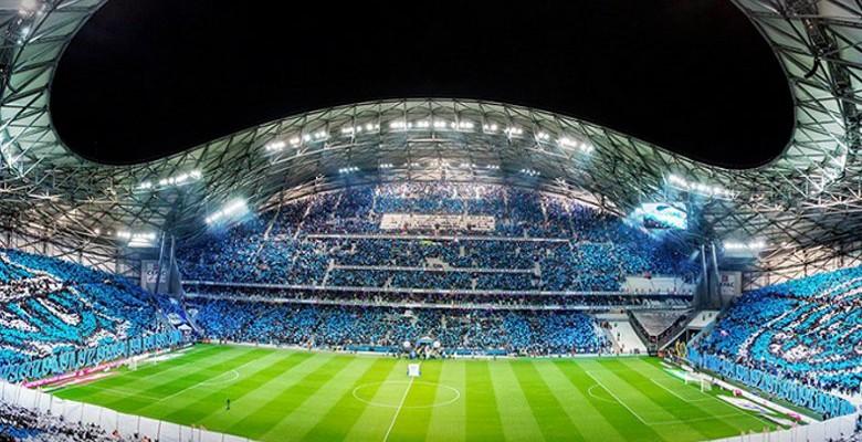 Marseille, douzième homme des Bleus face à l'Allemagne (2-0)